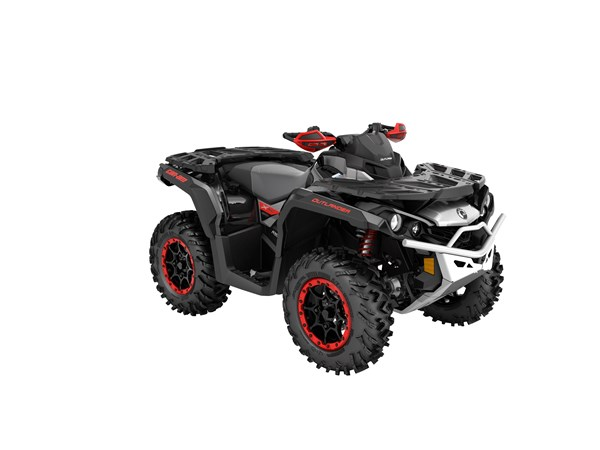 Can-am Outlander X XC  1000R -21 Terräng