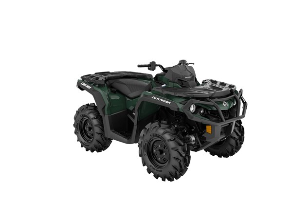 Can-Am Outlander XU+ T 570 -21 Traktor B