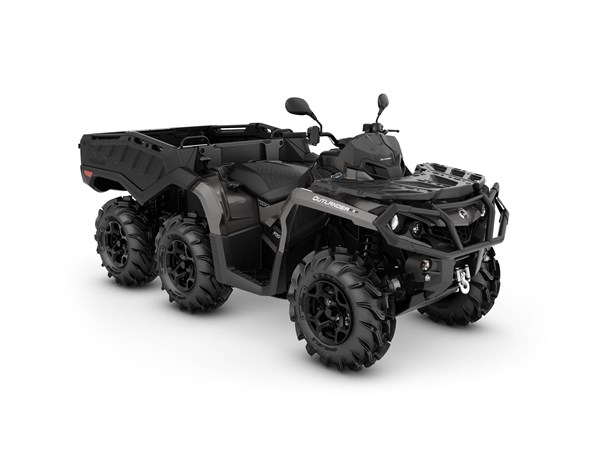 Can-Am Outlander 6x6 XU+ T Side Wall 1000 -21 Traktor B