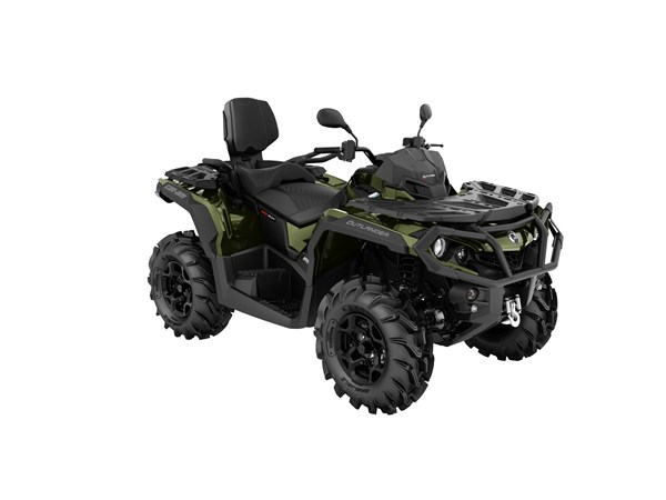 Can-am Outlander MAX XU+ T 650 -21 Traktor B