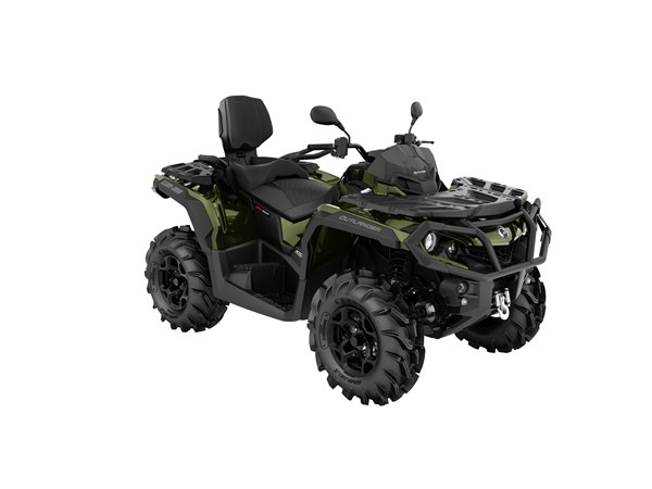 Can-am Outlander MAX XU+ T 1000 -21 Traktor B