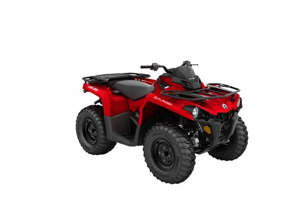 Can-am Outlander STD T 570 -21 Traktor B