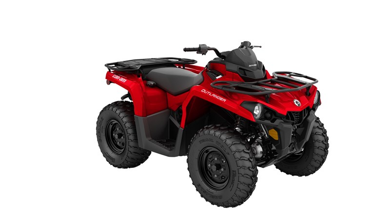 Can-Am Outlander STD 450 T -21 Traktor B