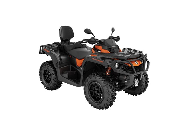 Can-am Outlander MAX XT-P T 1000 -21 ABS 105 km/h