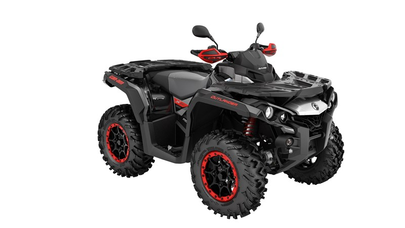 Can-am Outlander X XC T 1000 -21 ABS 105 km/h