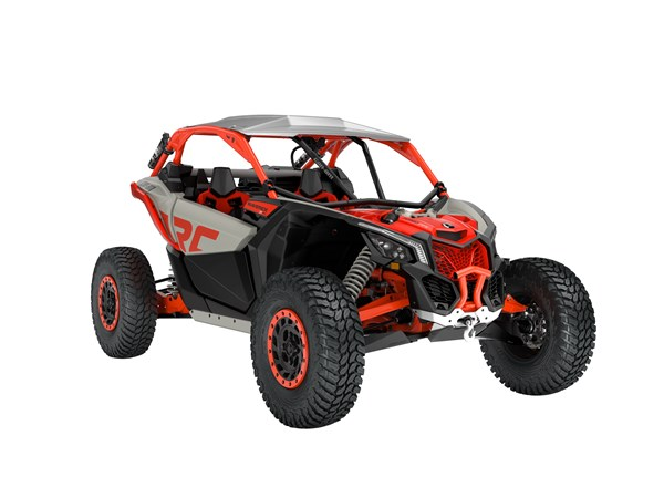 Can-am Maverick X RC Turbo RR -21 Terräng