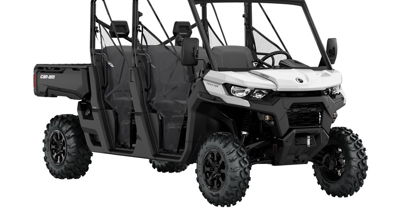 Can-am Traxter MAX DPS T HD10 -21 Traktor B