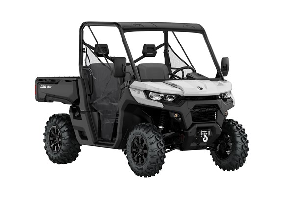 Can-am Traxter XU T HD8 -21 Traktor B Silver