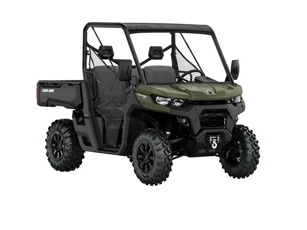 Can-am Traxter XU T HD8 -21 Traktor B