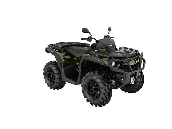 Can-am Outlander XU+ T 650 -21 Traktor B