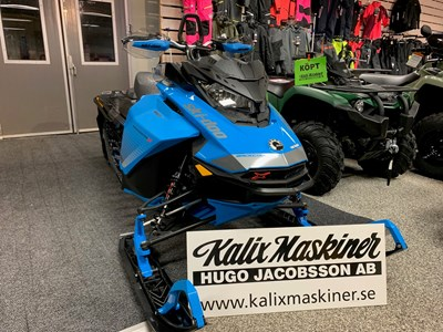 Ski-doo Backcountry X 850 E-TEC -19 OBS! 40 mil