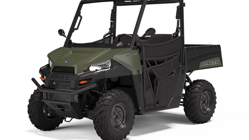 Polaris Ranger 570 EPS T1B -21