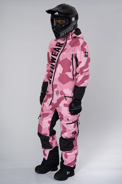Jethwear The One Pink Camo LIMITED EDITION