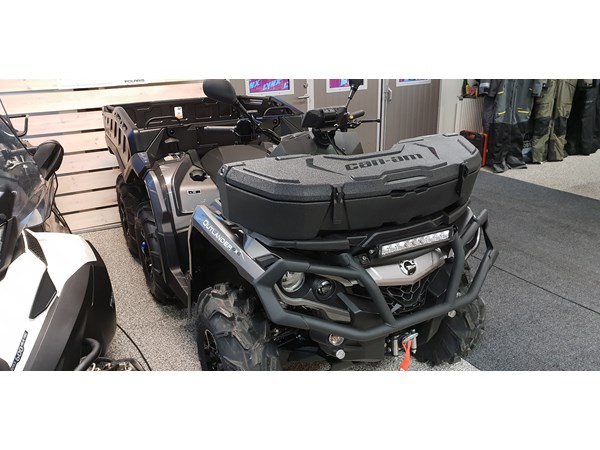 Can-am 1000 6X6 Traktor A mycket extra utr