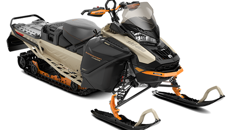 Ski-doo Expedition Extreme 850 E-TEC