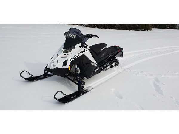 Polaris Switchback Assault demomaskin momsad