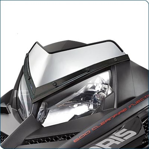 Polaris Low Windshield
